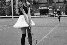 Tennis / Looking good in tennis style