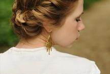 hair and nails style / by Miranda Ruiz