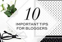 for Bloggers / by Vera Khramova