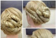 Braids and Updos