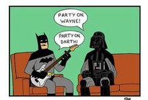 Pretty Damn Funny / by Marshall Atkinson