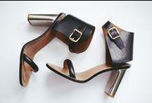 footwear  / sandals. sneakers. boots. flats. heels.  / by Erika