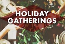 Holiday Gatherings / by Earmark Social Bridgette S.B.
