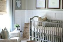 baby bedroom / by Stacey Santos