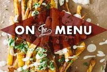 On The Menu / Recipes I find that I will try and make asap because they look amazing! #onthemenu