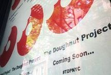 THE DOUGHNUT PROJECT / The official Pinterest board for The Doughnut Project in NYC's West Village.  Check out our small batch, hand-crafted doughnuts, http://www.thedoughnutproject.com/new-doughnuts/.