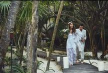 Real Wedding Tulum : Helen & Moises at Akiin Beach Tulum / Helen & Moises trusted us to organize their destination wedding in Tulum on March 19th, 2016, at Akiin Beach. The photos were taken by Manuel Cappellari.