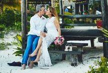 Real Wedding Tulum : Steven & Ivona at Casa Maya Kaan / Ivona & Steven were married on November 28th, 2015 at Casa Maya Kaan in Tulum, Mexico. Their destination wedding was shot by Manuel Cappellari from Viejo Lobo Films.