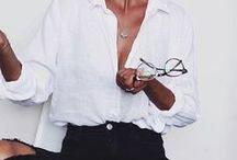 Collar shirt~ casual