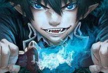 Blue Exorcist/ ao no Exorcist