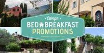 Bed & Breakfast Promotions / Dit bord dient als podium voor onze huisstijl, missie en overige exposure.
