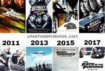 Fast and furıous / Hızlı ve öfkeli serisinden kareleri sunduğum panom sizlerle