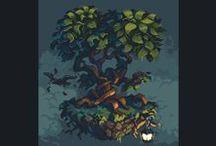 Pixel Art / Discover beautifully made pixel art.
