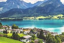 Austria / Austria is a beautiful and mountainous country best explored on a car hire holiday. Using a rental car in Austria will give you the flexibility and freedom to discover fascinating cities, picture perfect villages, snow-capped peaks and summer trekking trails.