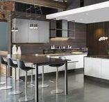 Aurum / Sophistication, integration and precision create a relaxing hub for an industrial/contemporary space.