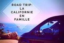 Road trip en famille : California / Road trip en famille dans l'ouest américain. À la découverte de la Californie avec des enfants. Road trip de 15 jours