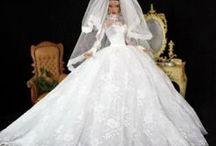 dolls bridal