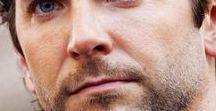 Bradley Cooper / blue eyes :)