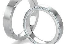 Trauringe Weißgold / Trauringe oder Eheringe aus Weißgold sind eine alternative für Platin Hochzeitsringe