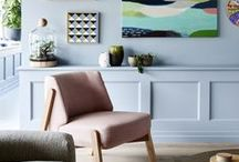Interiors / So many options! Pinning what to us makes a house a home.