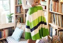 Skirts / by LaToya Irby