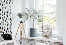 Interior Inspiration / favourite interiors / by Michelle May