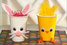 Hippity, hoppity, Easter's on its way.