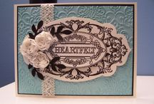 Stampin Up Card Crafting One / by Elizabeth Schwerm