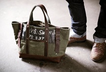 GOT BAGGAGE? (MAN BAG) / Bags you want to own! Not the ones found under your eyes after a long night!