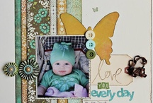 scrapbooking / by Janet Goulet