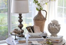 tablescape / by Janet Goulet