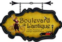 Boulevard de L'antique: Projects & Crafts / Proyectos & Manualidades / A compilation of our craft & decor proyects we feature in our blog / Un resumen de los proyectos de manualidades y decoración que presentamos en nuestro blog English: http://www.boulevardelantique.com/ Espanol: Spanish: http://www.boulevardeloantiguo.com/