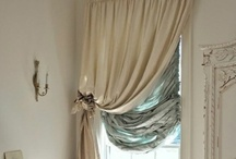 Window treatments / by Janet Goulet