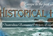 Historical Hearts / Historical romance authors from Australia writing about every historical era. / by Suzi Love