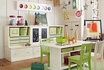 Kids Playroom/Bedroom