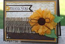 Thank You Cards / by Elizabeth Schwerm