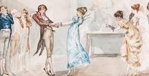 History - Dancing / Dancing through the ages.