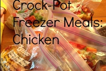 Slow Cooker Meals / Recipes for your slow cooker or Crock Pot.