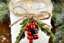 Love the Holidays / there's no place like home for the holidays.  / by Bridget Brown