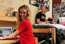 College 101 / College tips and tricks for incoming freshman and transfer students. / by Pacific University