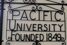 History of Pacific / Pacific University was founded in 1849 and boasts a rich and eventful history that is a part of who we have become today. / by Pacific University