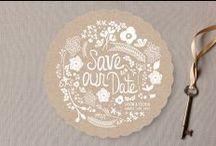 Paper / Save the Date, Invites, Menus & More