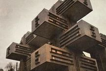 Environments - Brutalism / by Vym