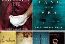 Book Wish List / Books to investigate before I read them / by Elizabeth Schwerm