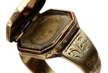 Sentimental Jewelry / Antique and Vintage Fine Jewelry