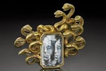 Jewelry Snakes / Antique and Vintage Fine Jewelry