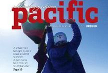 Pacific Magazine / The Pacific Magazine comes out three times per year. This board is a great place to take a look at all the wonderful stories and photos featured in the magazines.  / by Pacific University