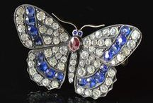Jewelry Wings / Antique and Vintage Fine Jewelry