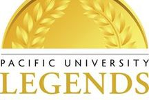 Legends / Legends is Pacific University's signature fundraising event, with proceeds benefitting the Athletics Department. Every year, Legends is hosted by KISS guitarist Tommy Thayer.  / by Pacific University