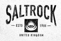 Saltrock artwork / Saltrock graphics from over the years
